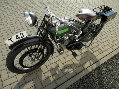1923 Phelon & Moore 555cc Sport (1 of 4 left in the world) For Sale (picture 6 of 6)