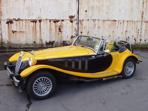 1979 Panther Lima II open 2-seater For Sale (picture 1 of 6)