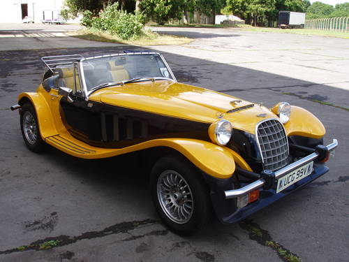1979 Panther Lima II open 2-seater For Sale (picture 6 of 6)