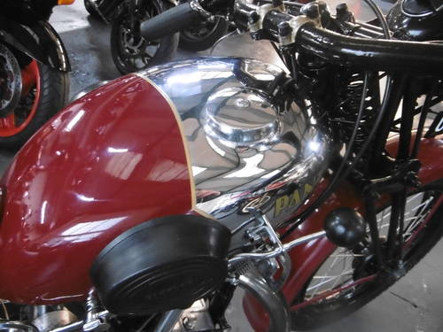 1934 Panther 10 DL restored all correct V55  SOLD (picture 2 of 6)