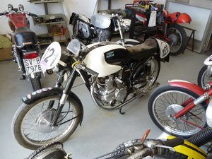 1958 Parilla 175 MSDS  For Sale