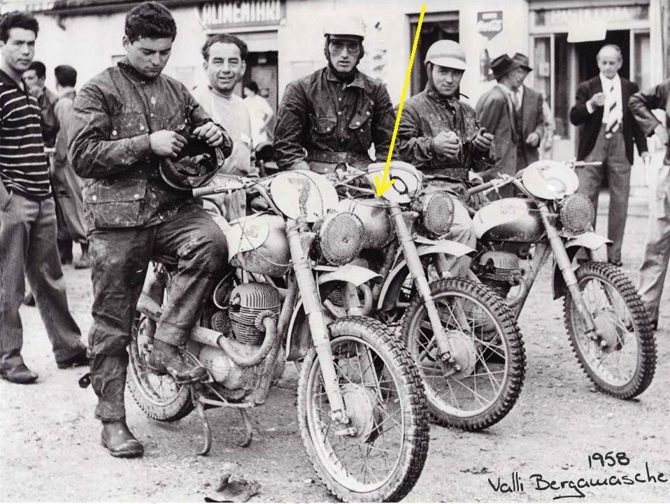 1958 Parilla 125 Wildcat For Sale (picture 6 of 6)
