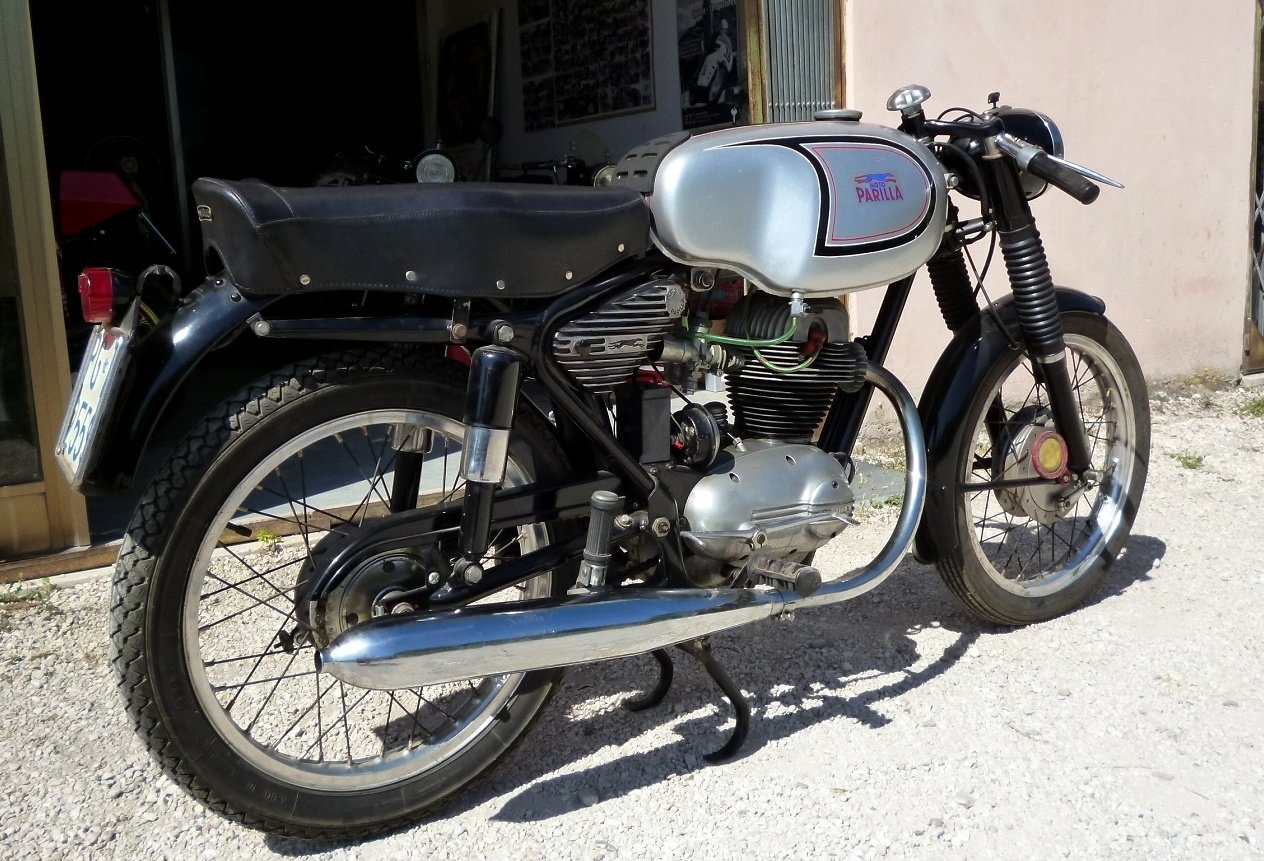 1961 Parilla 125 Sprint For Sale (picture 1 of 6)
