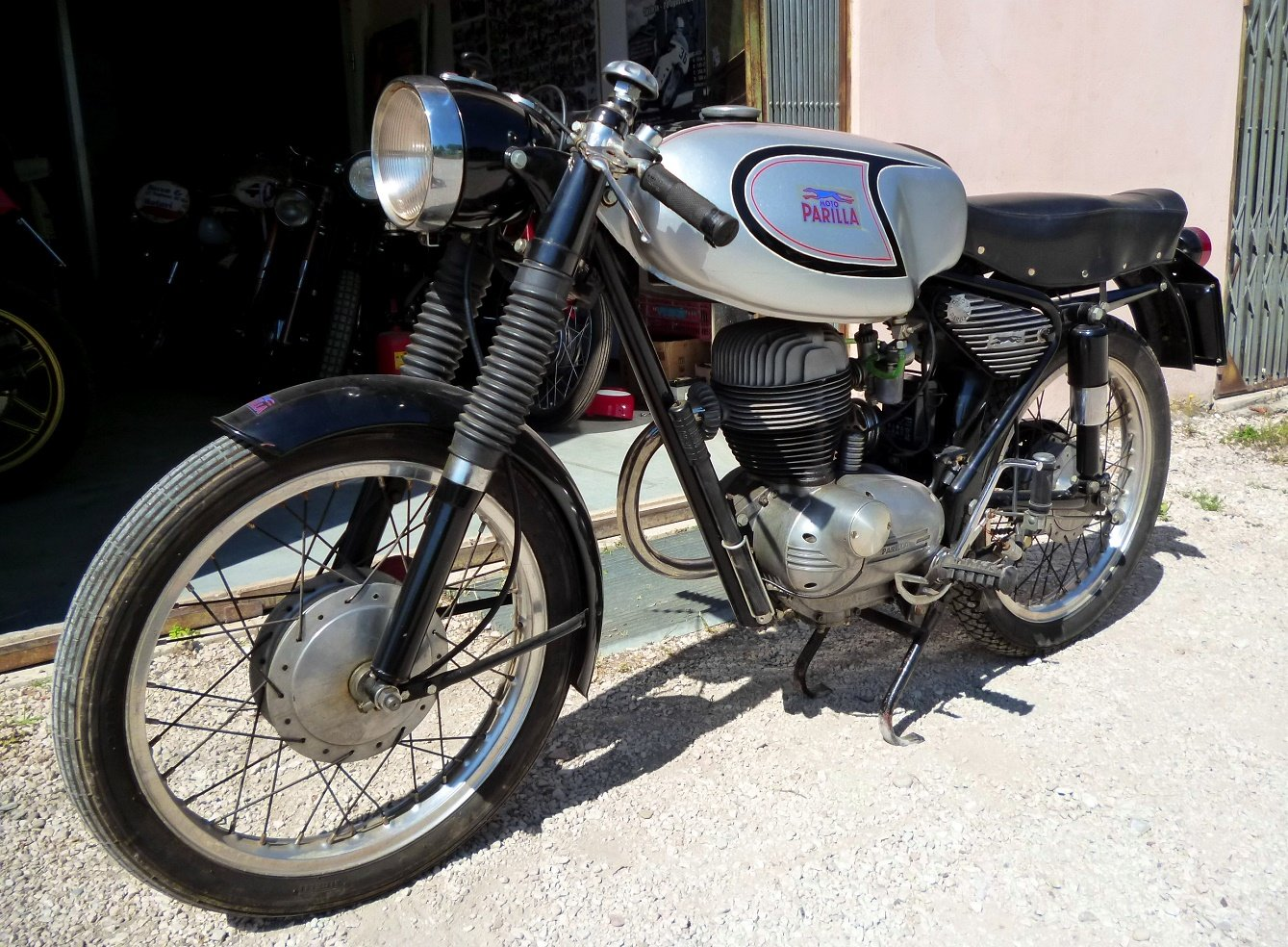 1961 Parilla 125 Sprint For Sale (picture 2 of 6)
