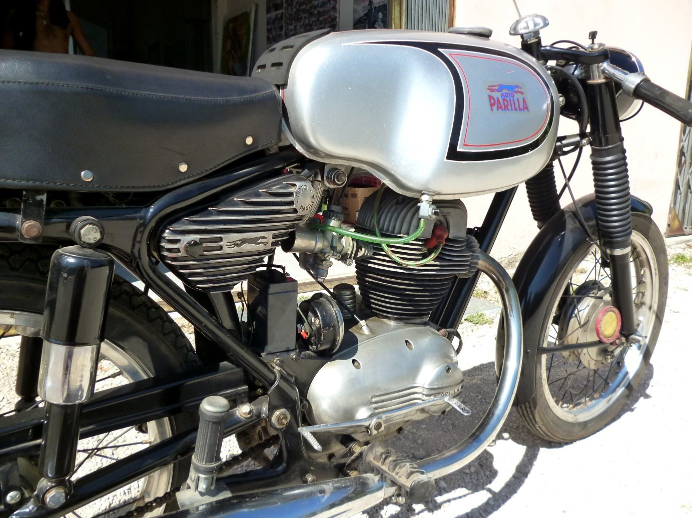 1961 Parilla 125 Sprint For Sale (picture 3 of 6)