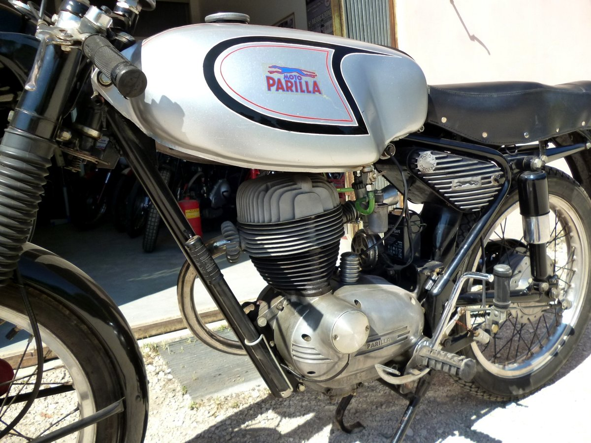 1961 Parilla 125 Sprint For Sale (picture 4 of 6)