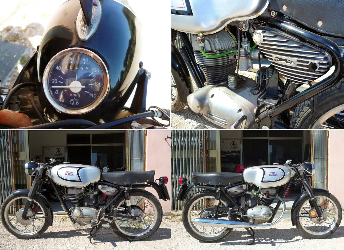 1961 Parilla 125 Sprint For Sale (picture 5 of 6)