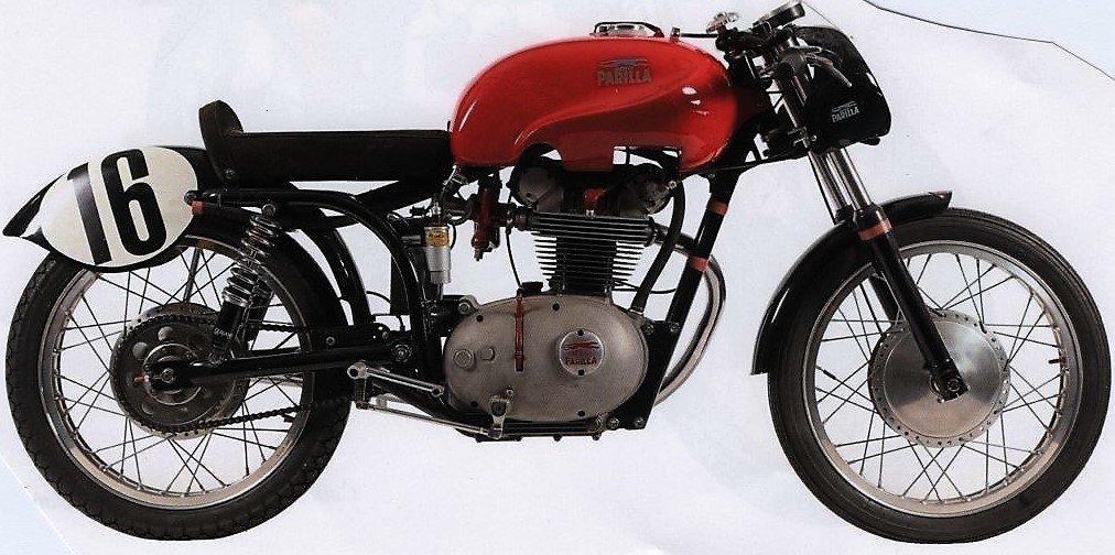 1957 Parilla 175 Olmasa 'Speciale Vannuchi' For Sale (picture 2 of 5)