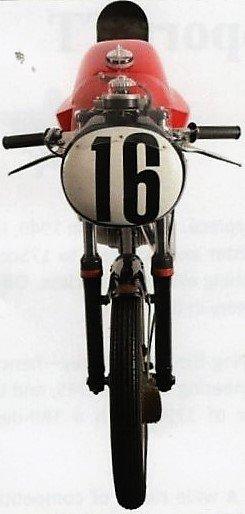 1957 Parilla 175 Olmasa 'Speciale Vannuchi' For Sale (picture 3 of 5)