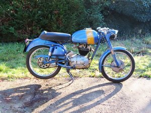 Picture of 1958 Parilla 175cc Sport Lot 625 For Sale by Auction