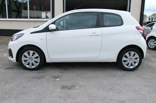 2015 PEUGEOT 108 1.0 ACTIVE 5DR SOLD (picture 2 of 6)