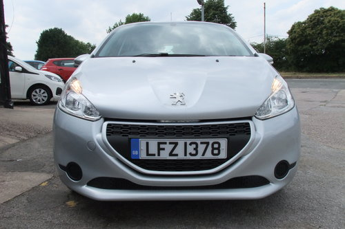 2012 PEUGEOT 208 1.2 ACCESS PLUS 5DR SOLD (picture 4 of 6)