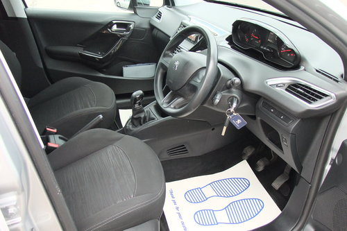 2012 PEUGEOT 208 1.2 ACCESS PLUS 5DR SOLD (picture 6 of 6)