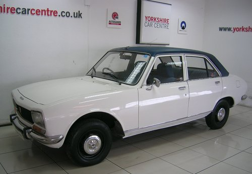 1980 Peugeot 504 For Sale (picture 1 of 6)