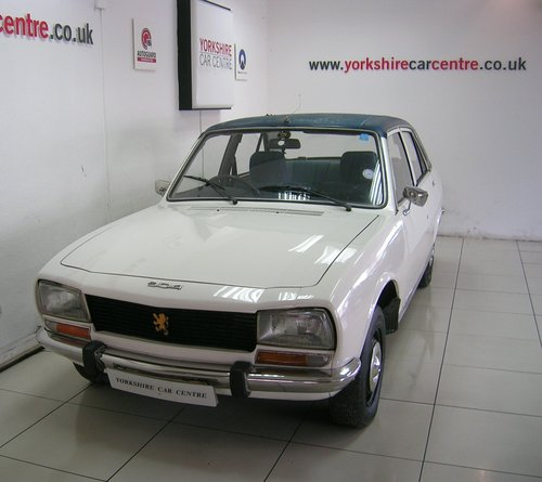1980 Peugeot 504 For Sale (picture 3 of 6)
