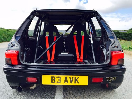 1990 Peugeot 205 GTI 2.0 Mi16 Track Ready - £8500 SOLD (picture 2 of 6)
