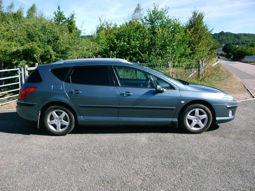 2004 54 Peugeot 407 SW SE 110 Hdi 1.6 Manual For Sale (picture 6 of 6)