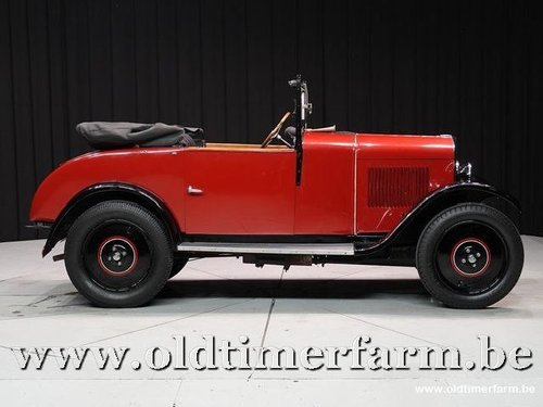 1930 Peugeot 190S '30 For Sale (picture 3 of 6)