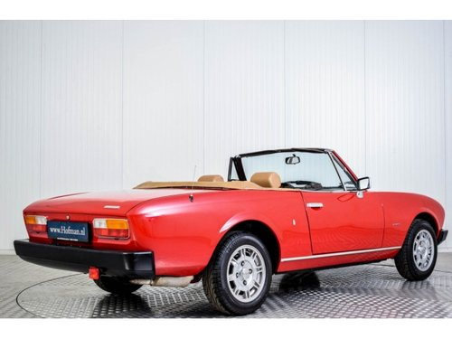 1982 Peugeot 504 Convertible For Sale (picture 2 of 6)