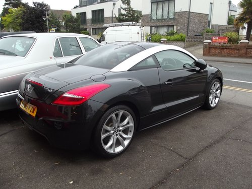 2010 PEUGEOT RCZ GT (man 6 speed) SOLD (picture 2 of 3)