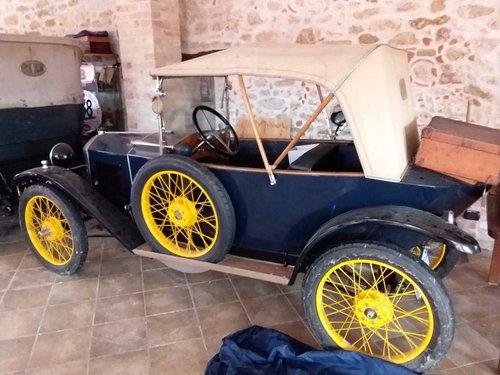 PEUGEOT 172 QUADRILETTE - 1923 For Sale (picture 1 of 6)