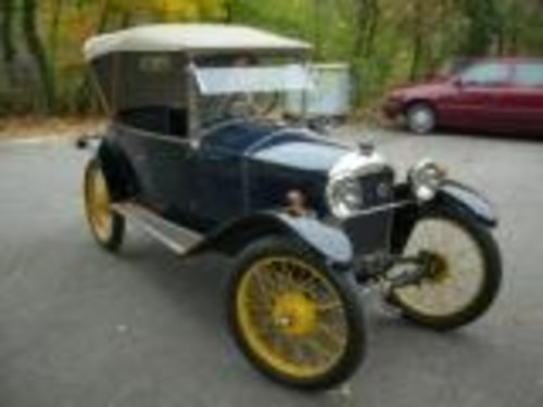 PEUGEOT 172 QUADRILETTE - 1923 For Sale (picture 2 of 6)