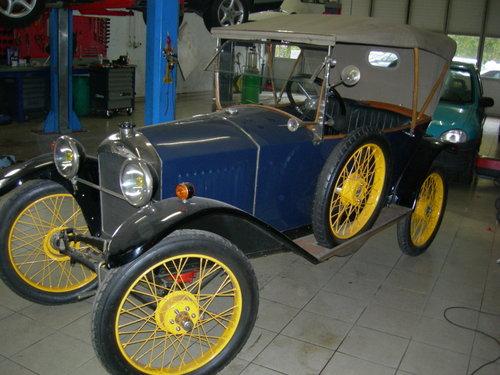 PEUGEOT 172 QUADRILETTE - 1923 For Sale (picture 5 of 6)