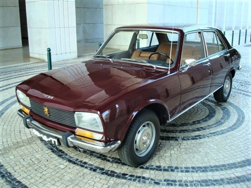1971 Peugeot 504 2.0 For Sale (picture 1 of 6)
