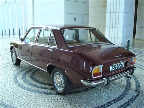 1971 Peugeot 504 2.0 For Sale (picture 2 of 6)