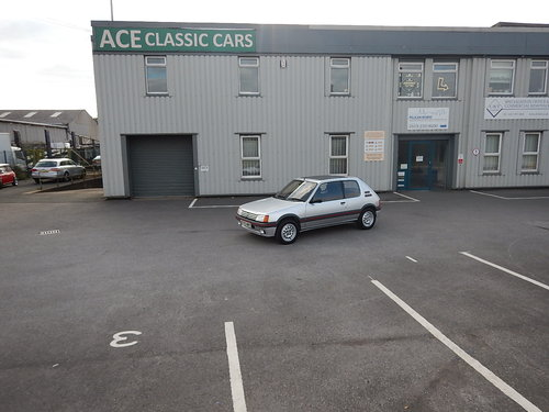 1985 PEUGEOT 205 1.6 GTi Phase One ~ Only 46423 Miles For Sale (picture 6 of 6)