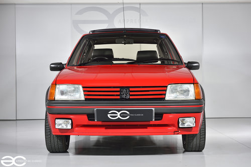 1990 A Highly Sought After 205 1.9 GTi - 29k miles - Unrestored SOLD (picture 1 of 6)
