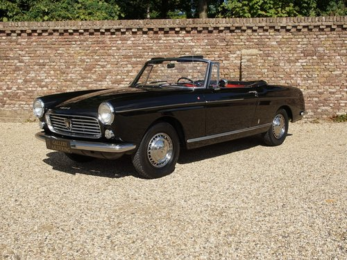 1962 Peugeot 404 Pininfarina Convertible Long term ownership! For Sale (picture 1 of 6)