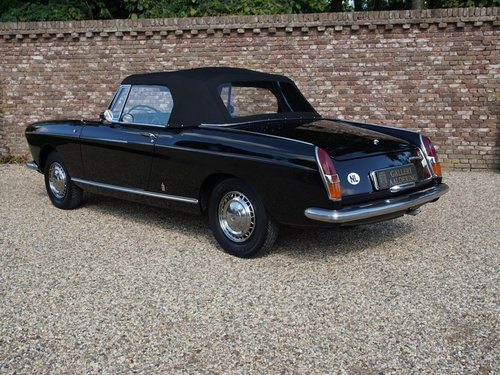1962 Peugeot 404 Pininfarina Convertible Long term ownership! For Sale (picture 2 of 6)