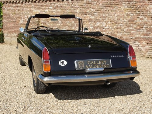1962 Peugeot 404 Pininfarina Convertible Long term ownership! For Sale (picture 6 of 6)