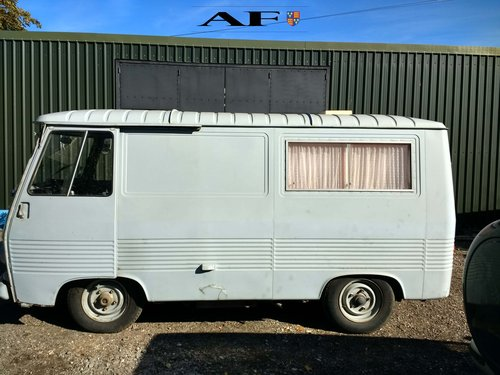 Peugeot J7 1970 Petrol for campervan dayvan foodtruck For Sale (picture 2 of 6)