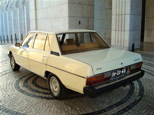 1981 Peugeot 604 SL V6 For Sale (picture 2 of 6)