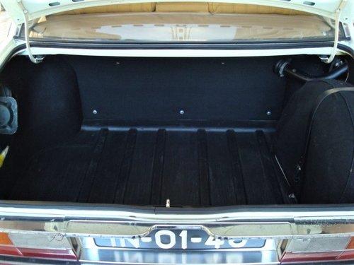 1981 Peugeot 604 SL V6 For Sale (picture 5 of 6)