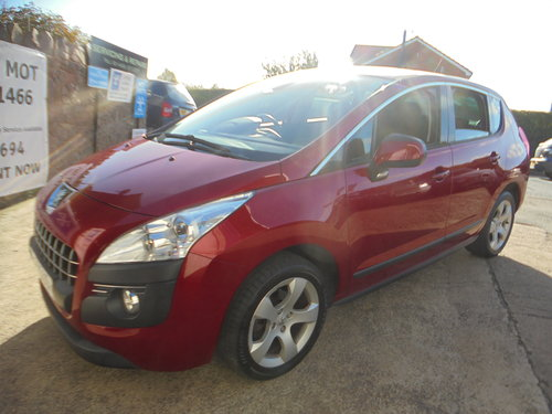 3500 3008 DIESEL MPV IN MATLIC RED SMART 6 SPEED MPV MOTED 11 PLA For Sale (picture 6 of 6)