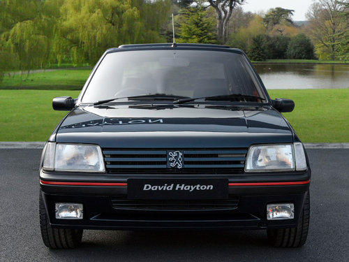 1991 (J Reg) Peugeot 205 GTi 1.9 For Sale (picture 3 of 6)