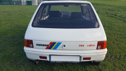 1989 Peugeot 205 Euro Rallye (GTI) SOLD (picture 4 of 6)