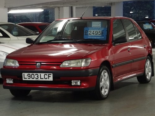 1994 Peugeot 306 2.0 XSi 5dr For Sale (picture 2 of 6)