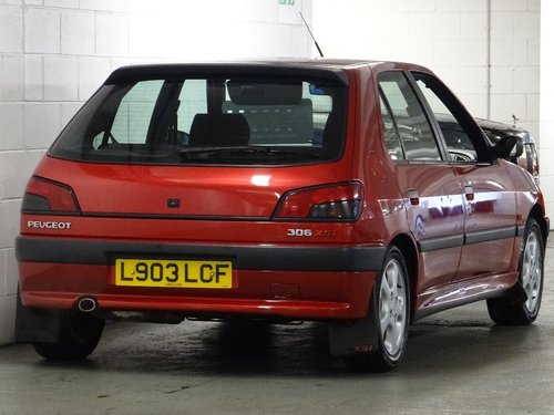 1994 Peugeot 306 2.0 XSi 5dr For Sale (picture 3 of 6)