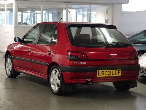 1994 Peugeot 306 2.0 XSi 5dr For Sale (picture 4 of 6)