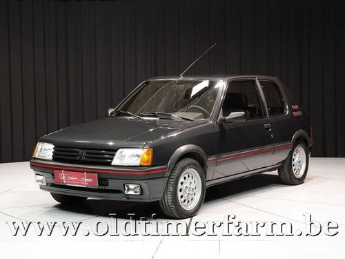 1986 Peugeot 205 GTI 1.6 '86 For Sale (picture 1 of 6)