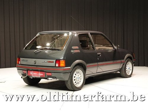1986 Peugeot 205 GTI 1.6 '86 For Sale (picture 2 of 6)