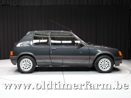 1986 Peugeot 205 GTI 1.6 '86 For Sale (picture 3 of 6)