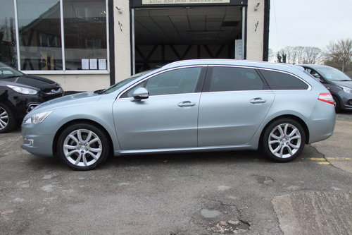 2012 PEUGEOT 508 2.0 ALLURE SW HDI 5DR AUTOMATIC SOLD (picture 2 of 6)