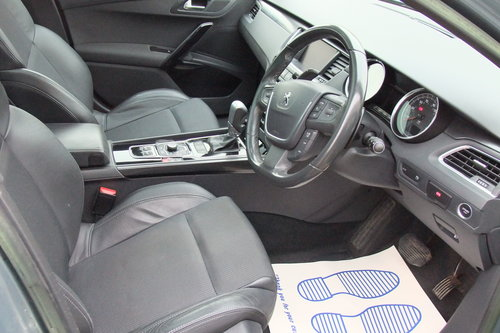 2012 PEUGEOT 508 2.0 ALLURE SW HDI 5DR AUTOMATIC SOLD (picture 6 of 6)