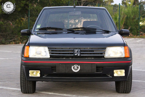 Peugeot 205 GTI 1.9 1988 For Sale (picture 2 of 6)