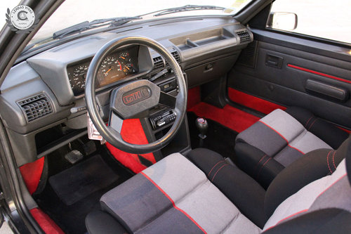 Peugeot 205 GTI 1.9 1988 For Sale (picture 5 of 6)